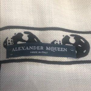 Alexander McQueen Accessories - Scarf